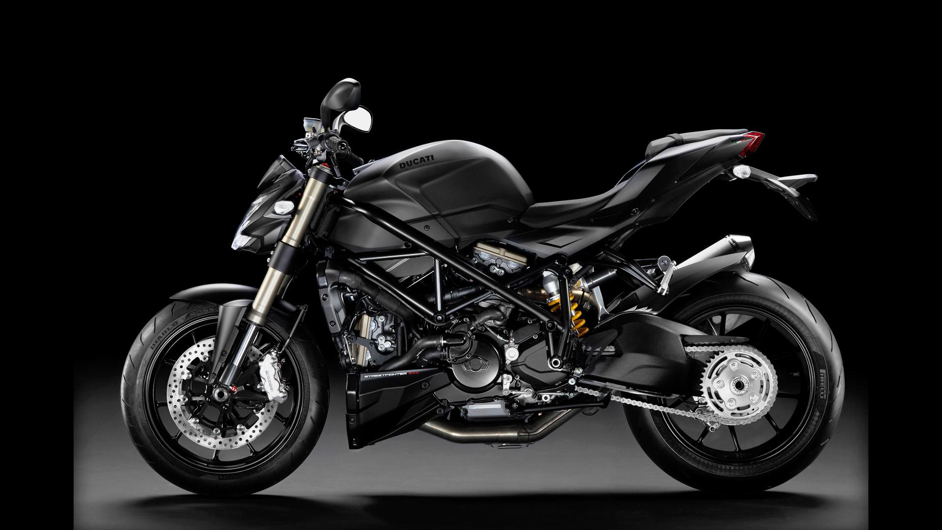 Ducati 848 Street Fighter