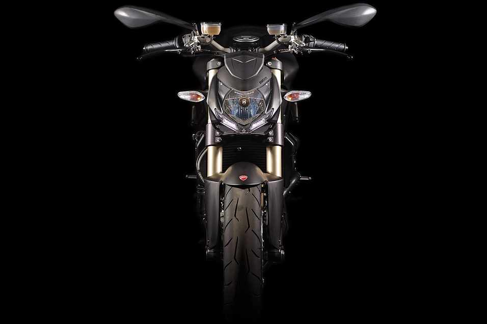 Streetfighter 848 Front